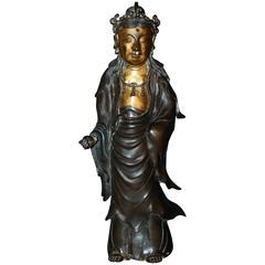 Korean Standing Buddha