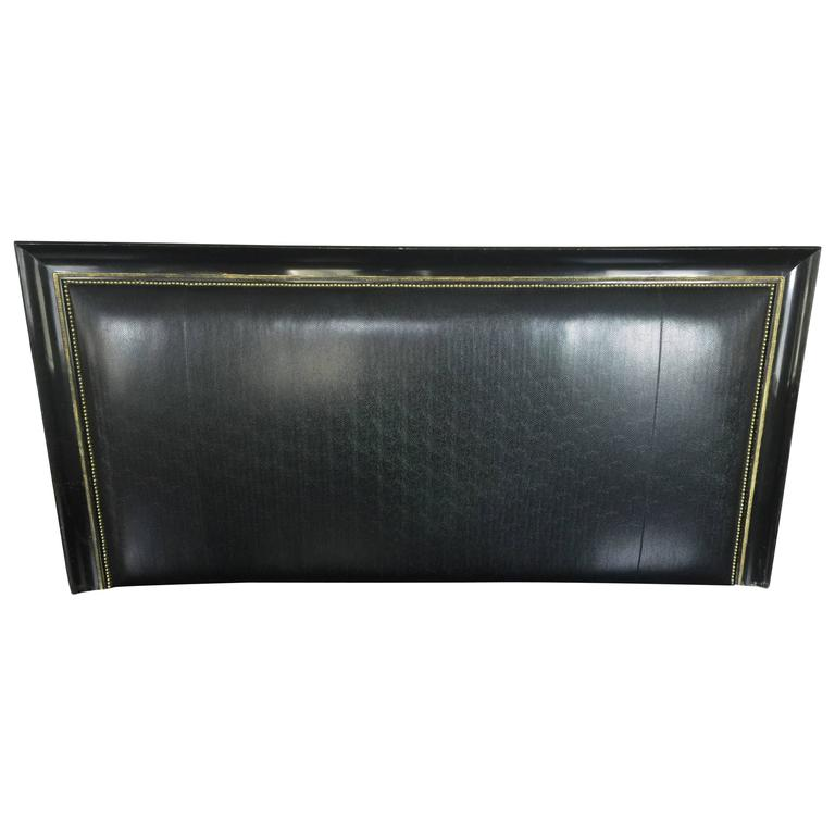 Gilt Lacquered King Size Headboard