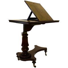 American Reading Table, circa 1835