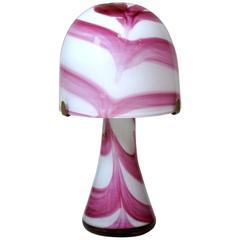 Murano Glass Table Lamp, circa 1960s