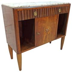 Signed French Art Deco Dresser by Roche
