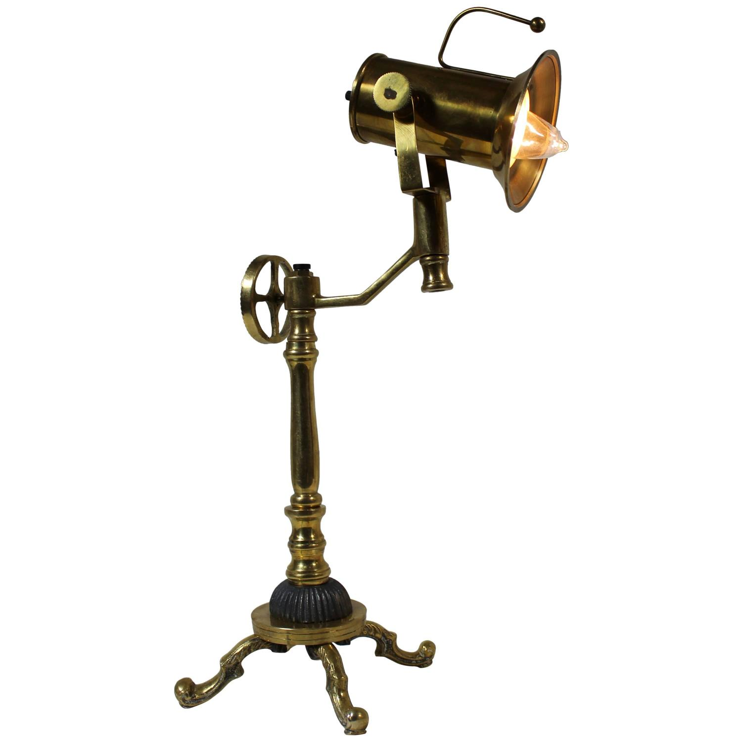 Steampunk Nautical Lamp For Sale At 1stdibs