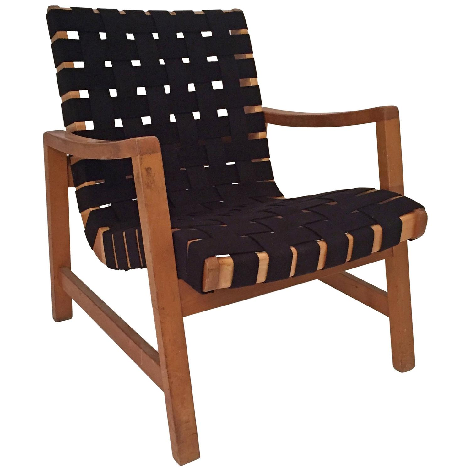 Early jens risom for knoll associates 652 armchair at 1stdibs for Knoll and associates
