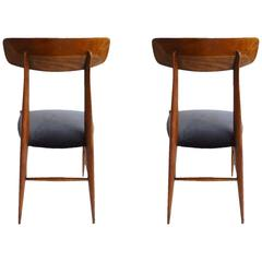 Chairs in the Style of Ico Parisi