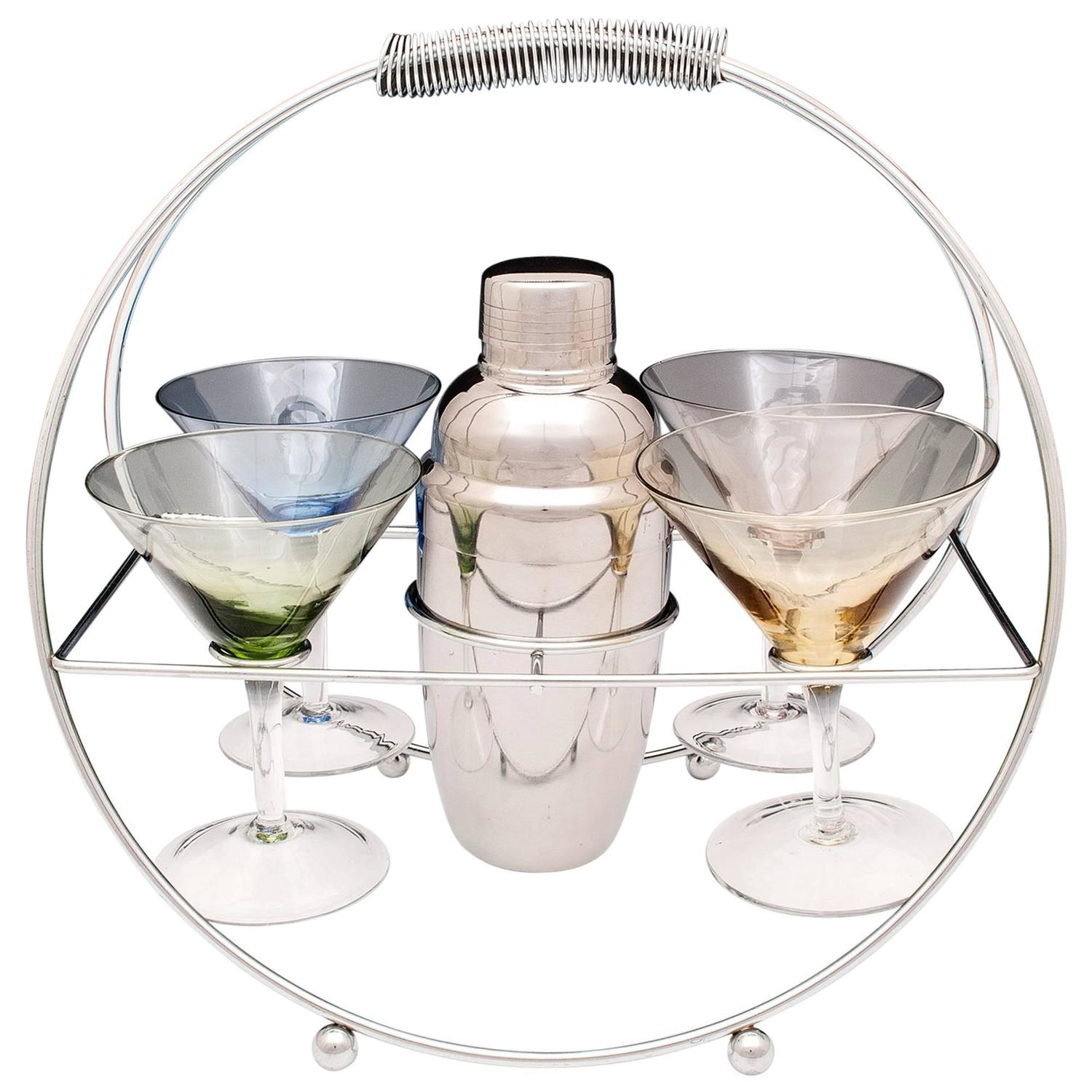 Vintage Cocktail Set 20