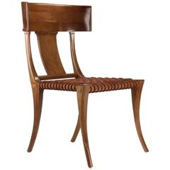 T.H Robsjohn-Gibbings for Saridis of Athens Chair Model No. 3, New, Custom Order