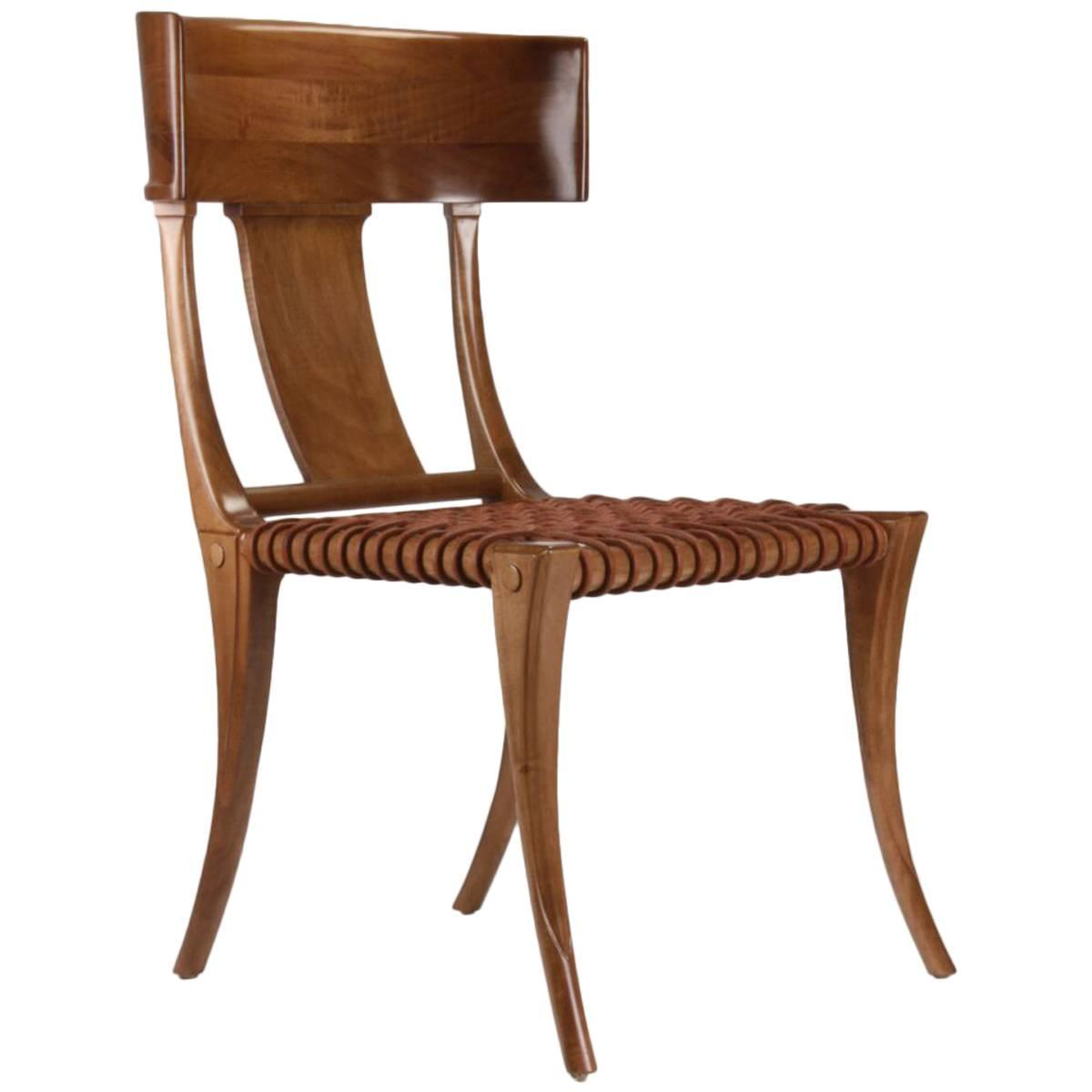 T h robsjohn gibbings for saridis of athens chair model no