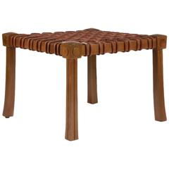 T.H. Robsjohn-Gibbings for Saridis of Athens Stool Model No. 14, Custom Order