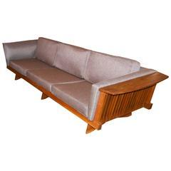 George Nakashima Rare Sofa