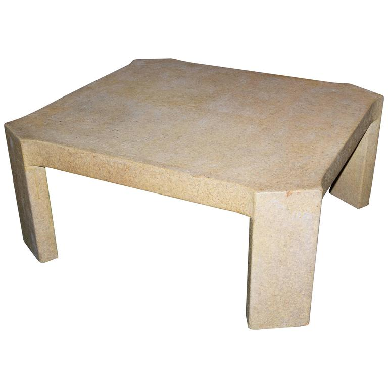 Rare Paul Frankl Cork Covered Table