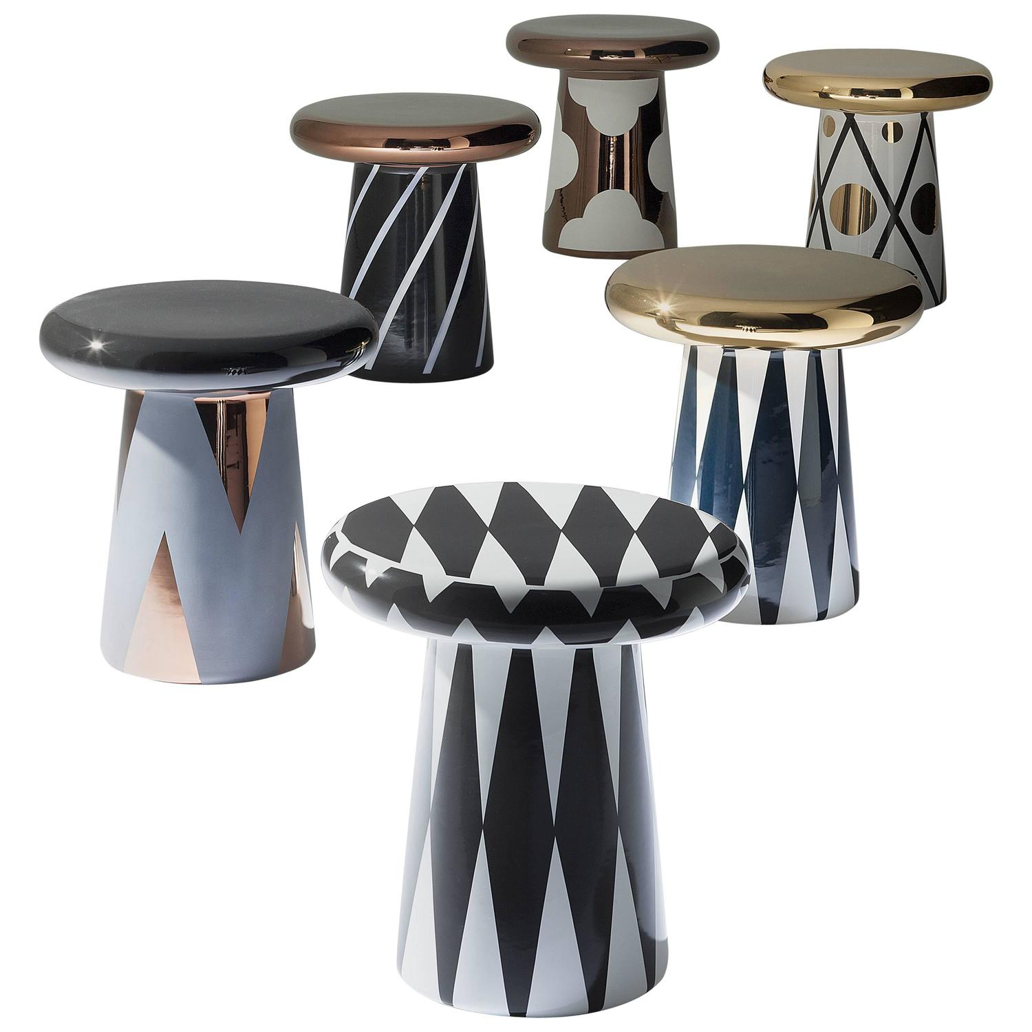 t table special edition jaime hayon by bosa for sale at 1stdibs. Black Bedroom Furniture Sets. Home Design Ideas