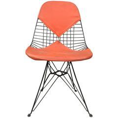 Original First Edition Herman Miller Eames DKR-2 Chair