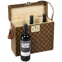 Louis Vuitton Wine Bottle Carrier, 1930s