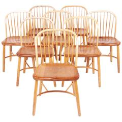 Dining Chairs by Palle Suenson