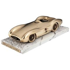 Mercedes-Benz Typ W196 Streamliner presentation bronze