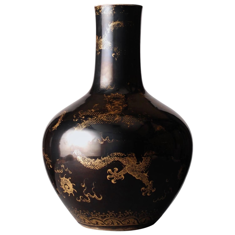 black asian vase give, you're