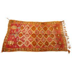 Moroccan Vintage Berber Rug
