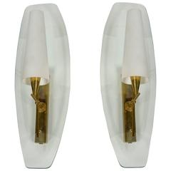 Pair of 1960s Wall Sconces