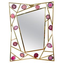 One of a Kind Mirror by Régis Royant & Gianluca Fontana