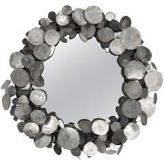 Lunar Array Mirror by James Anthony Bearden