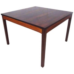 Bruksbo Rosewood Coffee Table by Haug Snekkeri