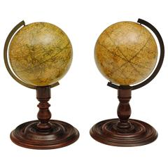 Celestial and Terrestrial Globes by Smith