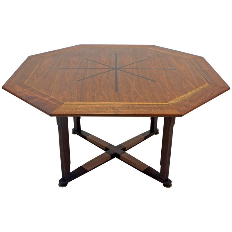 Edward Wormley Janus Game Table