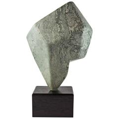 Geoff Smith Serpentine Stone Sculpture