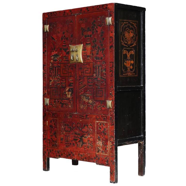 Qing Dynasty Wardrobe At 1stdibs