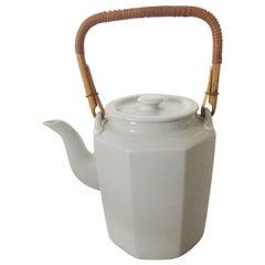 Royal Copenhagen Rare Gertrud Vasegaard Tea Pot