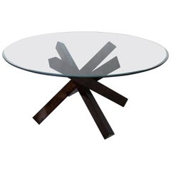 Dining or Central Table, Midcentury in the Style of Mario Bellini
