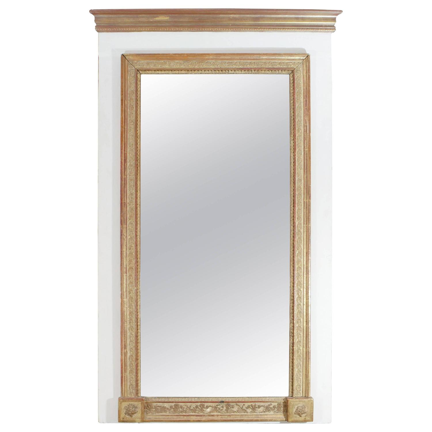 french 19th century mirror trumeau at 1stdibs