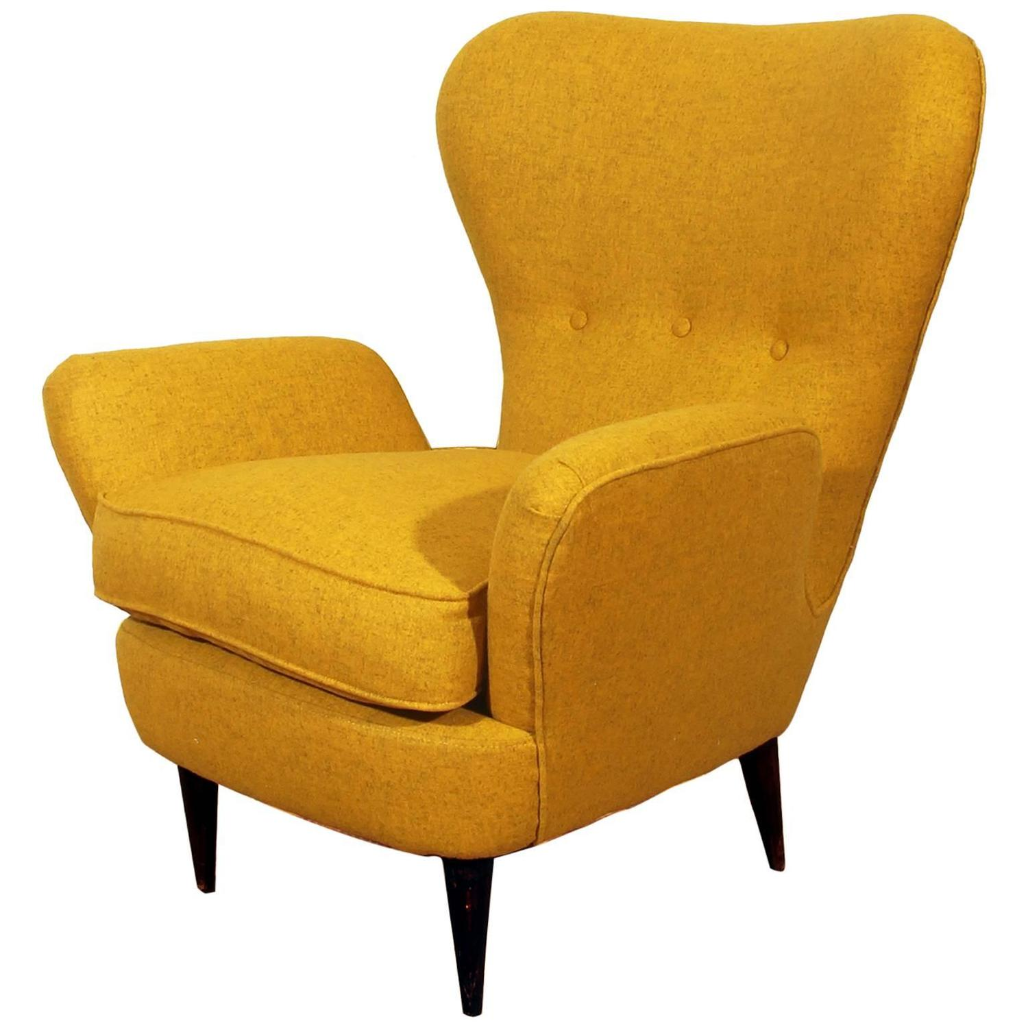 Solo armchair from the 1950s at 1stdibs - Fauteuil baroque ikea ...