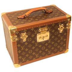 1970s Louis Vuitton Train Case