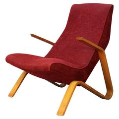 Eero Saarinen for Knoll Grasshopper Chair