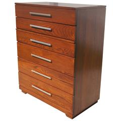 High Oak Dresser by Raymond Loewy for Mengel