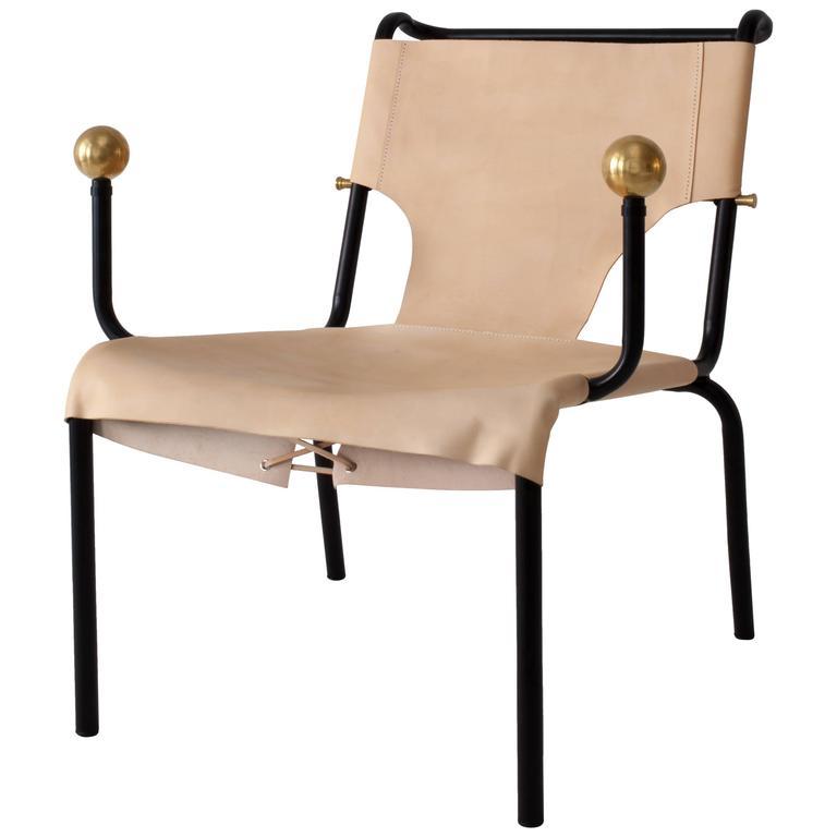 "Lina Bo Bardi, ""Bola De Latão"" Chair"