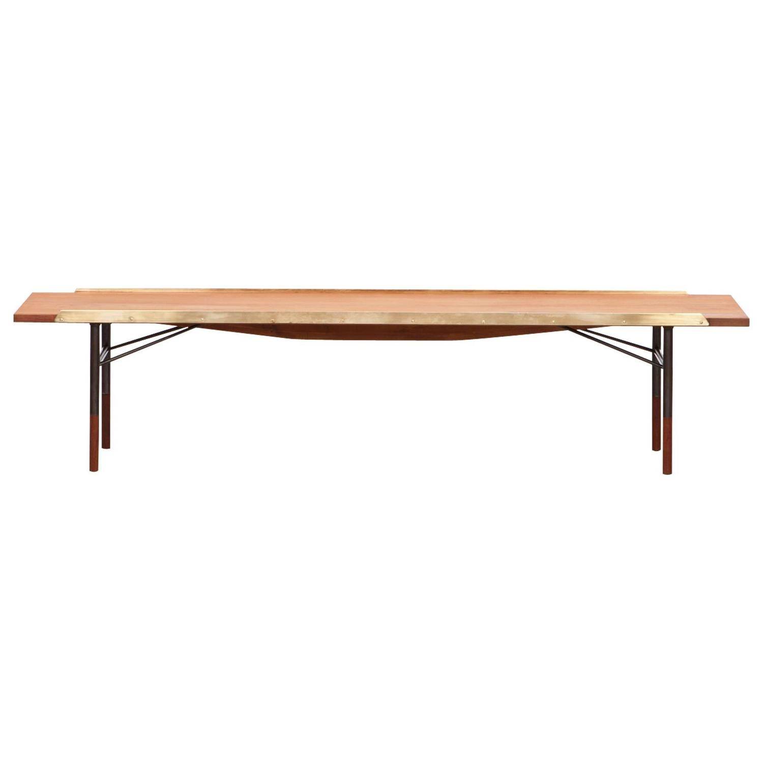 Finn Juhl Coffee Table or Bench For Sale at 1stdibs