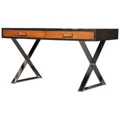 A West Michigan Furniture Campaign Desk