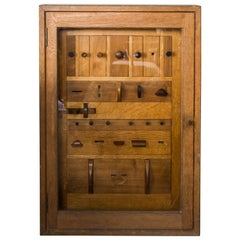 Cotswold School, Cabinet of Specimen Drawer Pulls