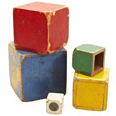 Ko Verzuu Cubes Set for Ado, circa 1920