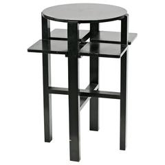 Charles Rennie Mackintosh Domino Side Table