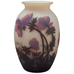 Muller Freres Vase, circa 1920