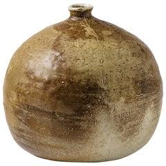 Porcelain Vase by Pierre Digan, La Borne, circa 1960-1970