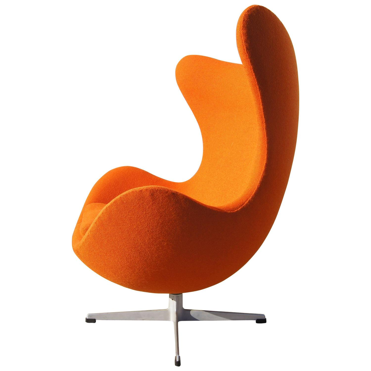Egg Chair By Arne Jacobsen For Fritz Hansen For Sale At 1stdibs