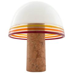Italian Table Lamp Febo by Roberto Pamio and Renato Toso for Leucos, 1970s