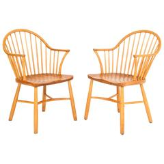 Palle Suenson Windsor Chairs