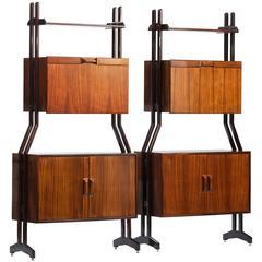 Pair of Dassi Cabinets