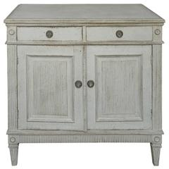 Small Gustavian Style Sideboard
