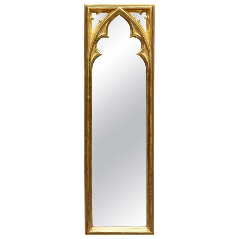 Strawberry hill gothic pier mirror for sale at 1stdibs for Mirrors for sale